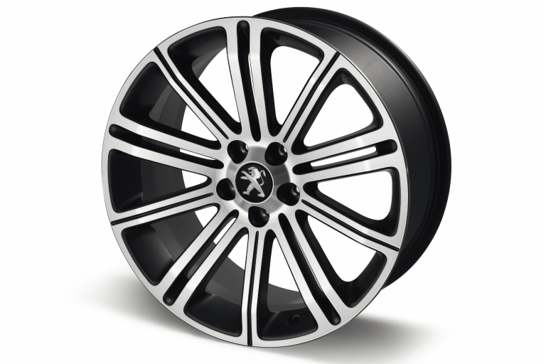 "PEUGEOT RCZ ORIGINAL 18"" ALLOY WHEEL [Fits all RCZ models]  GENUINE PEUGEOT"