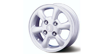"PEUGEOT 206 PHOENIX 14"" ALLOY WHEEL [Fits all 206 models] GTI HDI XSI NEW!"