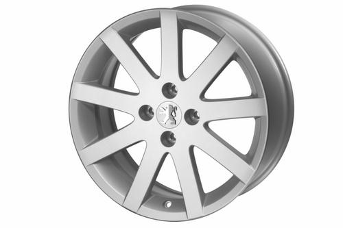 "PEUGEOT 207 PITLANE 17"" ALLOY WHEEL [Fits all 207 models] GT GTI RC THP TURBO Thumbnail 1"