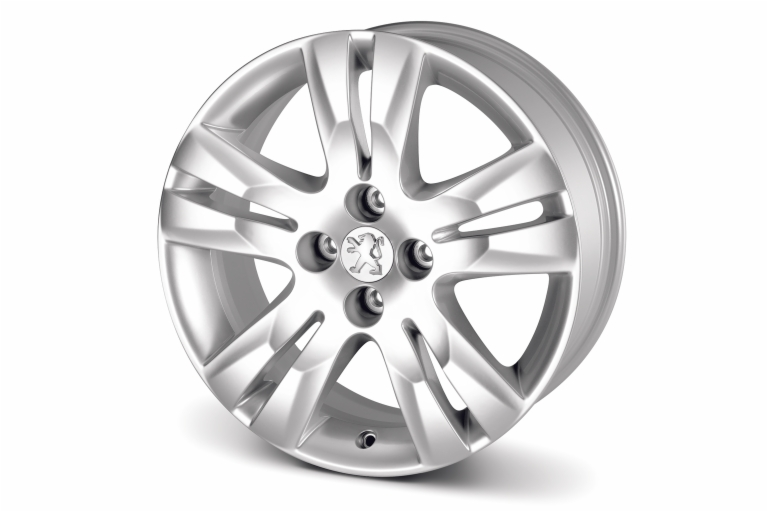 "PEUGEOT 5008 QUARK 17"" ALLOY WHEEL [Fits all 5008 models] 1.6 2.0 HDI NEW!"