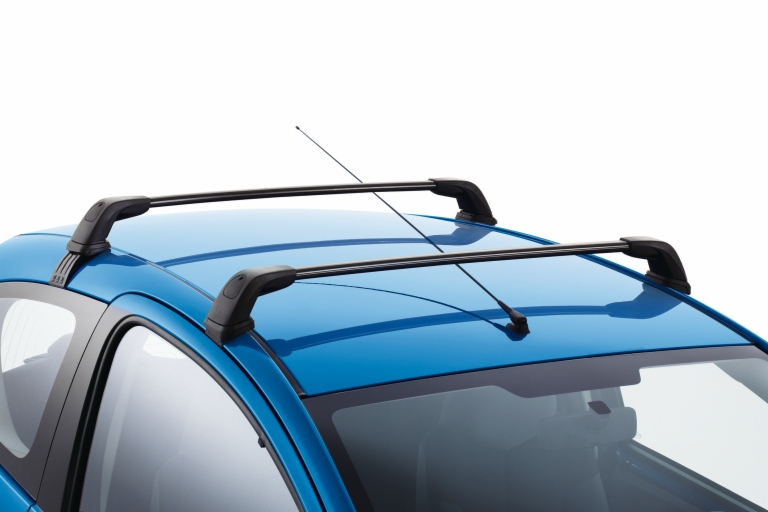 PEUGEOT 107 ROOF BARS [All 3 door 107 models] 1.0 1.4 HDi GENUINE PEUGEOT PART!