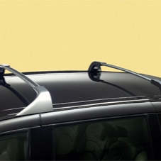 PEUGEOT 807 ROOF BARS [Fits all 807 models] MPV GENUINE PEUGEOT ACCESSORY ITEM Thumbnail 1