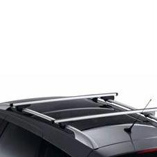 PEUGEOT 407 ROOF RAIL CROSS BARS [SW] 1.6 2.0 2.2 V6 HDI GENUINE PEUGEOT PART! Thumbnail 1