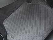 PEUGEOT 207 RUBBER MATS [Hatch, SW models] GT GTI RC THP TURBO GENUINE PEUGEOT