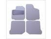 PEUGEOT 307 REAR RUBBER MATS [Hatchback & estate] 1.6 2.0 XSI HDI GENUINE PARTS
