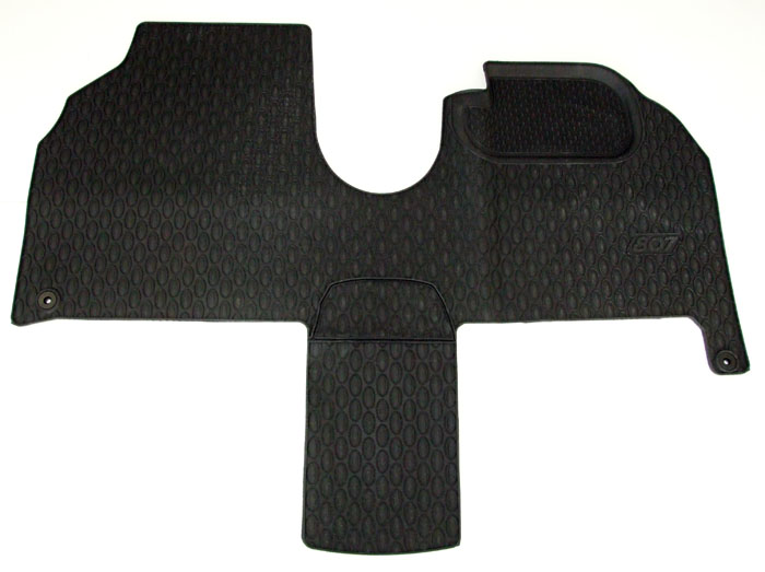 PEUGEOT 807 RUBBER MATS [Fits all 807 models] MPV GENUINE PEUGEOT ACCESSORY ITEM