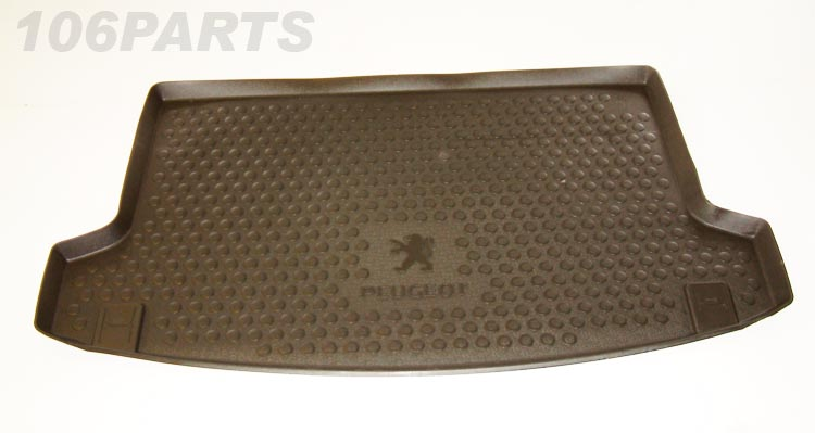 PEUGEOT 307 SHORT BOOT PROTECTION TRAY [Estate] SPORTS WAGON GENUINE PEUGEOT