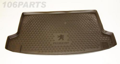 PEUGEOT 307 SHORT BOOT PROTECTION TRAY [Estate] SPORTS WAGON GENUINE PEUGEOT Thumbnail 1