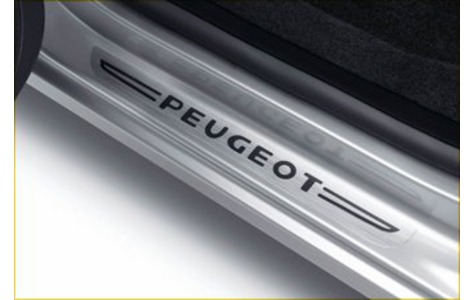 PEUGEOT PARTNER SILL GUARDS PROTECTORS [Fits all PARTNER VAN models] VAN NEW!