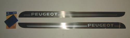 PEUGEOT 1007 SILL GUARDS PROTECTORS [Fits all 1007 models] 1.4 1.6 & HDI NEW! Thumbnail 1