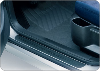 PEUGEOT 307 SILL GUARDS PROTECTORS (4) [5dr hatchback, estate] 1.6 2.0 XSI HDI Thumbnail 1