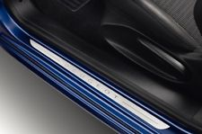 PEUGEOT 307 SILL GUARDS PROTECTORS 5-DR FRONT PAIR [5dr Hatch & Estate] XSI HDI