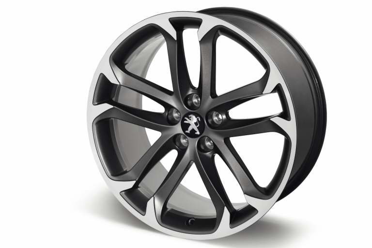 "PEUGEOT RCZ SOLSTICE 19"" ALLOY WHEEL [Fits all RCZ models] GENUINE PEUGEOT WHEEL"