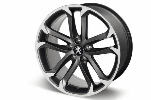 "PEUGEOT RCZ SOLSTICE 19"" ALLOY WHEEL [Fits all RCZ models] GENUINE PEUGEOT WHEEL Thumbnail 1"