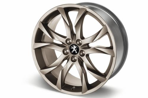 "PEUGEOT RCZ SORTILEGE 19"" ALLOY WHEEL [Fits all RCZ models]  GENUINE PEUGEOT Thumbnail 1"