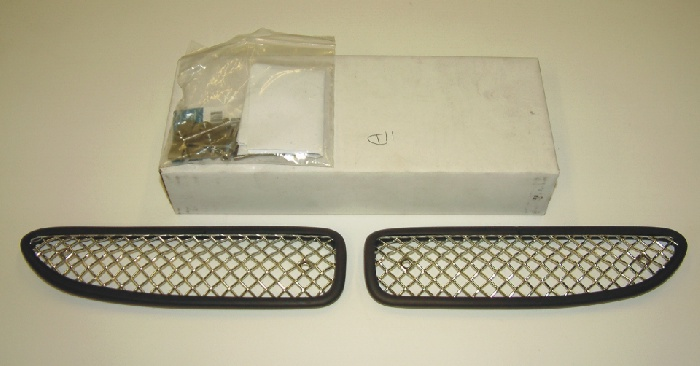 PEUGEOT 206 SPORTS GRILLE [Fits all 206 models] GTI HDI XSI GENUINE PEUGEOT