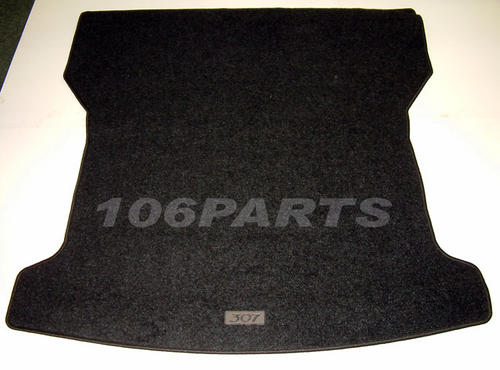 PEUGEOT 307 STANDARD CARPET MATS [Estate] SPORTS WAGON GENUINE PEUGEOT ACCESSORY Thumbnail 1