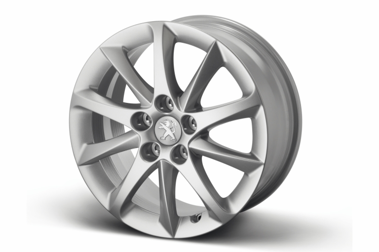 "PEUGEOT 508 STYLE 01 16""ALLOY WHEEL [Fits all 508 models] 1.6 2.0 2.2 HDI NEW!"