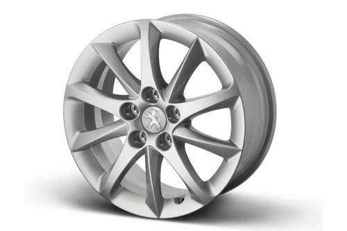 "PEUGEOT 508 STYLE 01 16""ALLOY WHEEL [Fits all 508 models] 1.6 2.0 2.2 HDI NEW! Thumbnail 1"