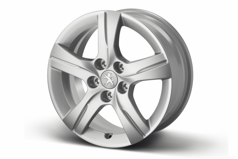 "PEUGEOT 508 STYLE 02 16""ALLOY WHEEL [Fits all 508 models] 1.6 2.0 2.2 HDI NEW!"