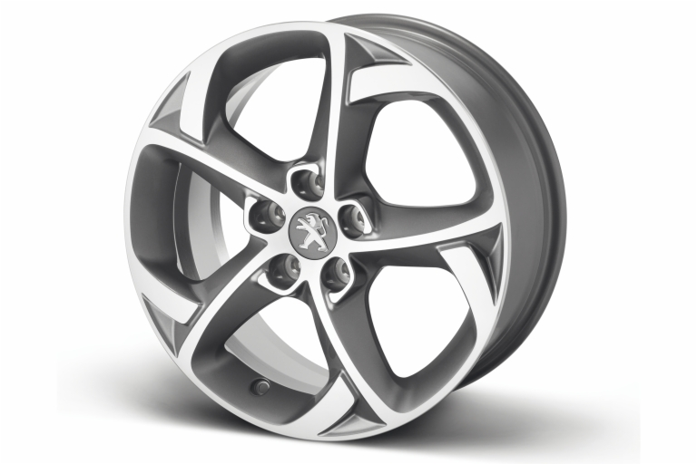 "PEUGEOT 508 STYLE 09 17""ALLOY WHEEL [Fits all 508 models] 1.6 2.0 2.2 HDI NEW!"