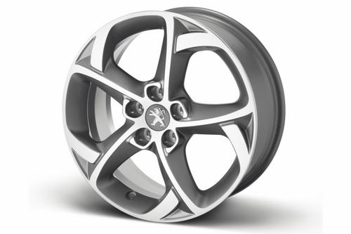 "PEUGEOT 508 STYLE 09 17""ALLOY WHEEL [Fits all 508 models] 1.6 2.0 2.2 HDI NEW! Thumbnail 1"