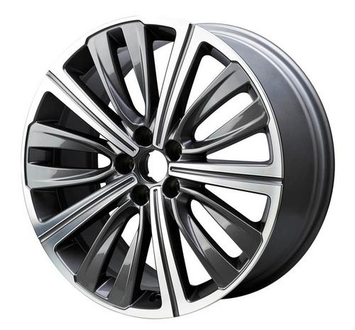 "PEUGEOT 508 STYLE 12 19""ALLOY WHEEL [Fits all 508 models] 1.6 2.0 2.2 HDI NEW! Thumbnail 1"