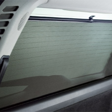 PEUGEOT 807 TAILGATE BLIND [Fits all 807 models] MPV GENUINE PEUGEOT ACCESSORY!