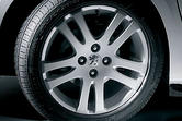 "PEUGEOT 307 TEMPEST 17"" ALLOY WHEEL [Fits all 307 models] 1.6 2.0 16v HDI XSI"