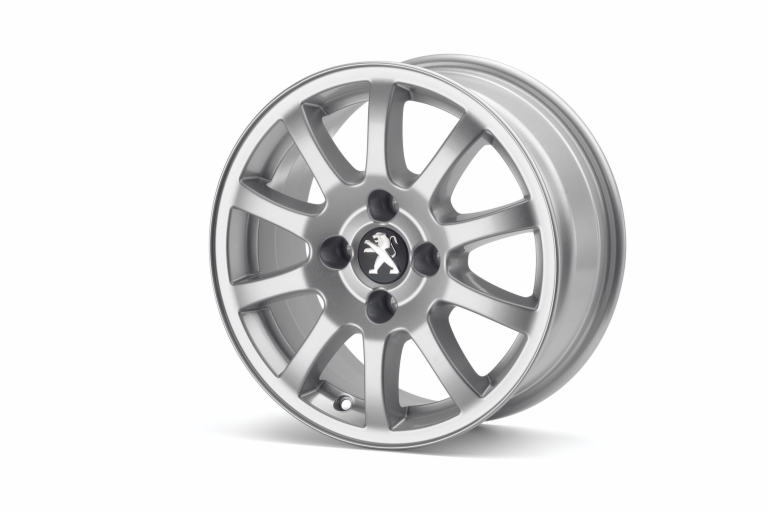 "PEUGEOT 308 TWENTY FIRST 15"" ALLOY WHEEL [Fits all 308 models]  GENUINE PEUGEOT"