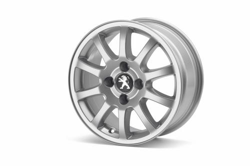 "PEUGEOT 308 TWENTY FIRST 15"" ALLOY WHEEL [Fits all 308 models]  GENUINE PEUGEOT Thumbnail 1"