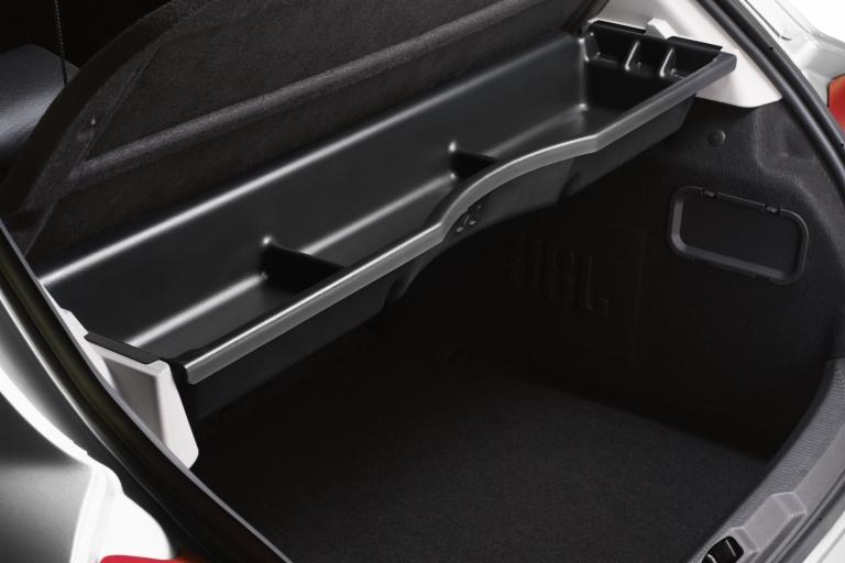PEUGEOT 207 UNDER SHELF STORAGE TRAY [Hatchback] GT GTI RC THP TURBO NEW!