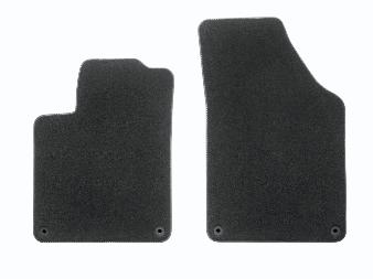 PEUGEOT RCZ VELOUR CARPET MAT SET [Fits all RCZ models] 1.6 TURBO THP 2.0 HDI Thumbnail 1