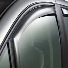 PEUGEOT 807 WIND DEFLECTORS [Fits all 807 models] MPV GENUINE PEUGEOT ACCESSORY! Thumbnail 1