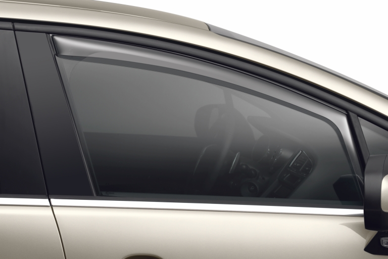 PEUGEOT 5008 WIND DEFLECTORS [Fits all 5008 models] 1.6 2.0 HDI GENUINE PEUGEOT