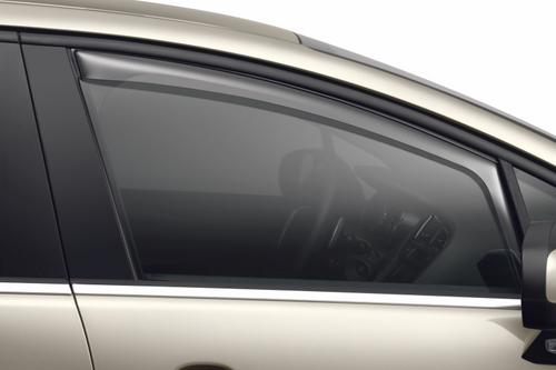 PEUGEOT 5008 WIND DEFLECTORS [Fits all 5008 models] 1.6 2.0 HDI GENUINE PEUGEOT Thumbnail 1