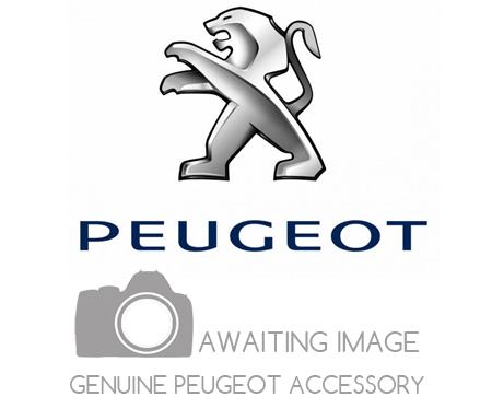 PEUGEOT 206 RADIO FITTING KIT [Fits all 206 models] GTI HDI XSI GENUINE PEUGEOT Thumbnail 1