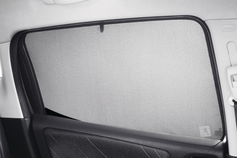 PEUGEOT 207 REAR DOOR SIDE WINDOW SUNBLIND [SW] SPORTS WAGON GENUINE PEUGEOT