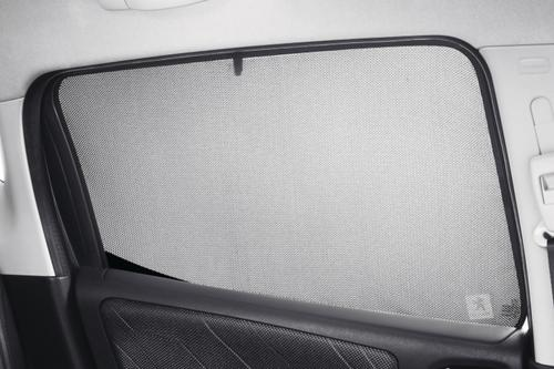 PEUGEOT 207 REAR DOOR SIDE WINDOW SUNBLIND [SW] SPORTS WAGON GENUINE PEUGEOT Thumbnail 1