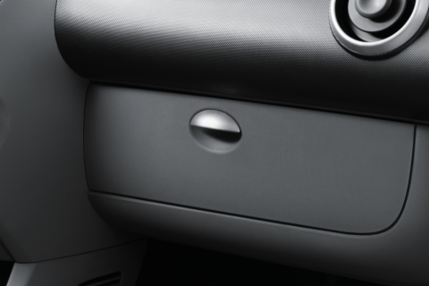 PEUGEOT 107 GLOVE BOX LID [Fits all 107 models] 1.0 1.4 HDi GENUINE PEUGEOT Thumbnail 1