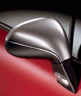fa8ffa2d695 PEUGEOT 207 GTI STYLE MIRROR CAPS  Fits all 207 models  GT GTI RC ...