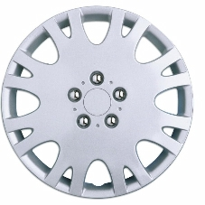 "PEUGEOT 206 PRESTIGE WHEEL TRIM COVER 15"" NO LOGO [all 206 models] GTI HDI XSI Thumbnail 1"
