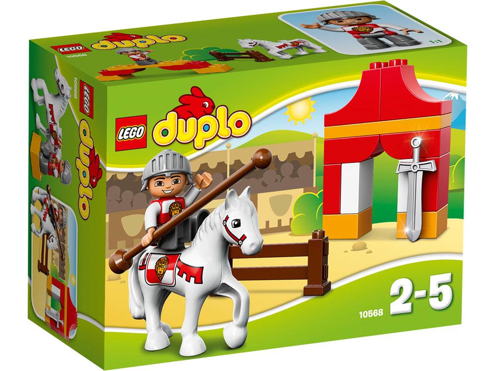10568 LEGO Knight Tournament DUPLO