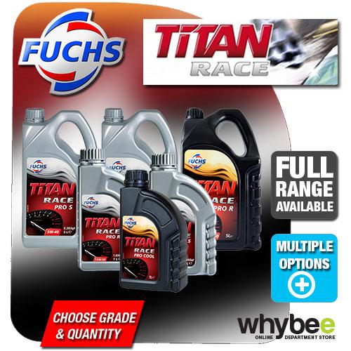 FUCHS TITAN RACE PRO S 5W-40 PDF DOWNLOAD