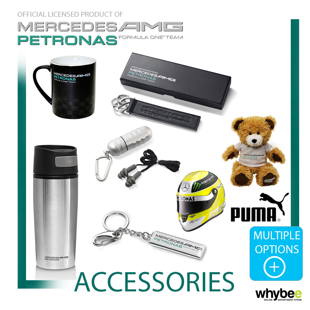 Sale mercedes petronas formula 1 team official f1 for Mercedes benz official accessories
