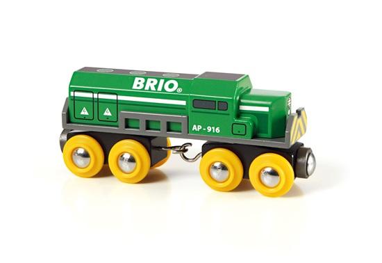 BRIO-Railway-Rolling-Stock-Full-Range-of-Wooden-Train-Rolling-Stock-Children-1yr thumbnail 25