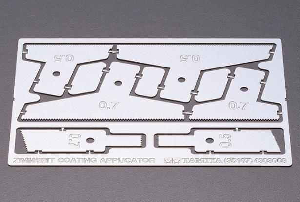 74128 TAMIYA accessoires fine Pivot Drill Bit 0.7 mm-tige diamètre 1.0 mm