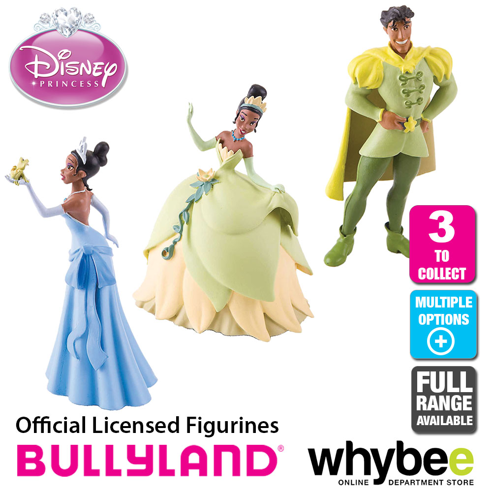 Official Bullyland Disney The Princess The Frog Figurines Cake