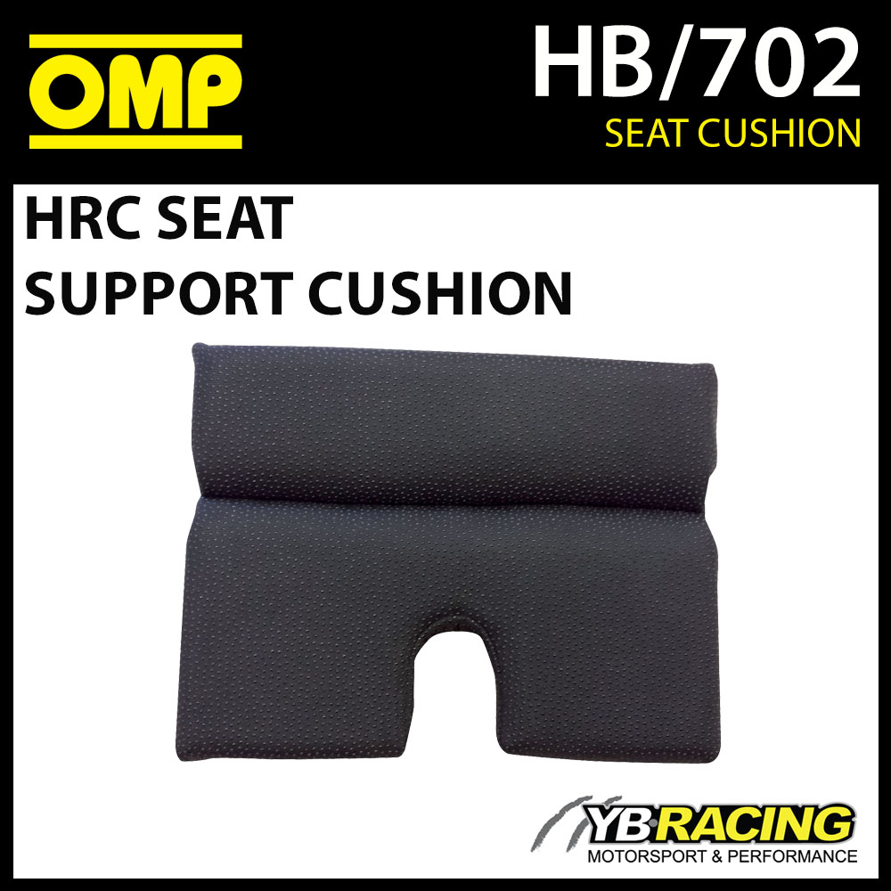 HB/702 OMP RACING HRC-R SEAT BASE CUSHION - THICKER MODEL FOR IMPROVED SUPPORT