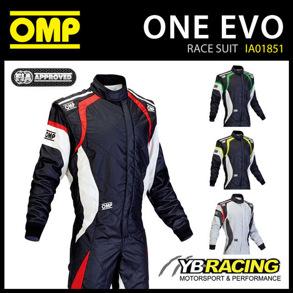 OMP ONE EVO RACE SUIT